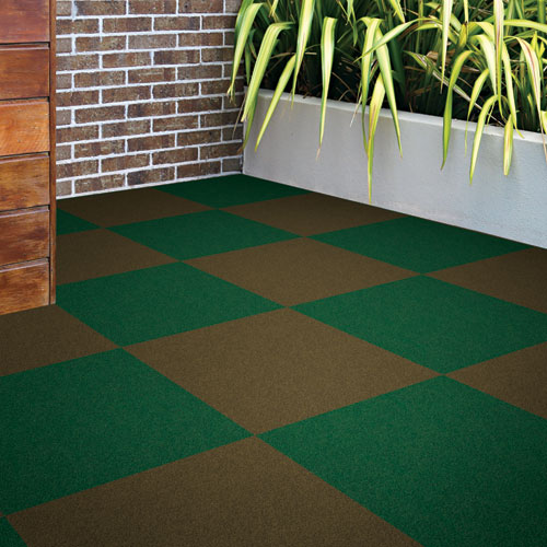 grass carpet tile
