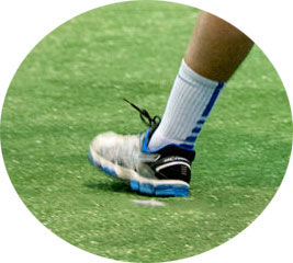 indoor turf for football